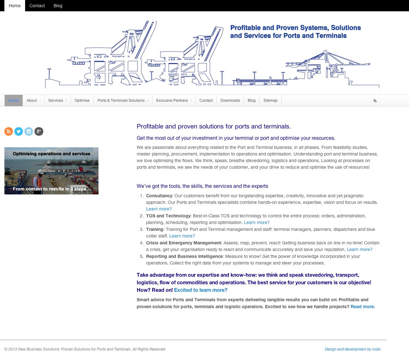 Webdesign NB Solutions