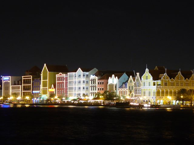 Seem to be toy houses #travel #curacao