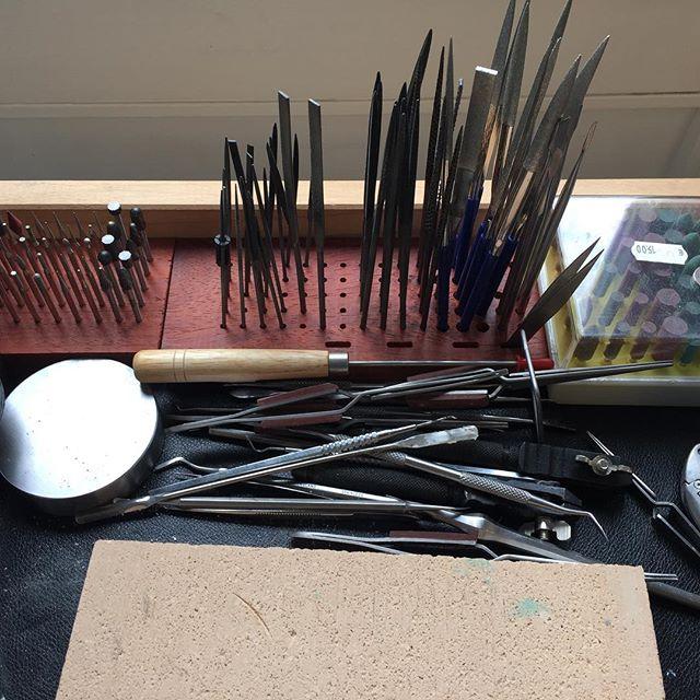 Fine tools